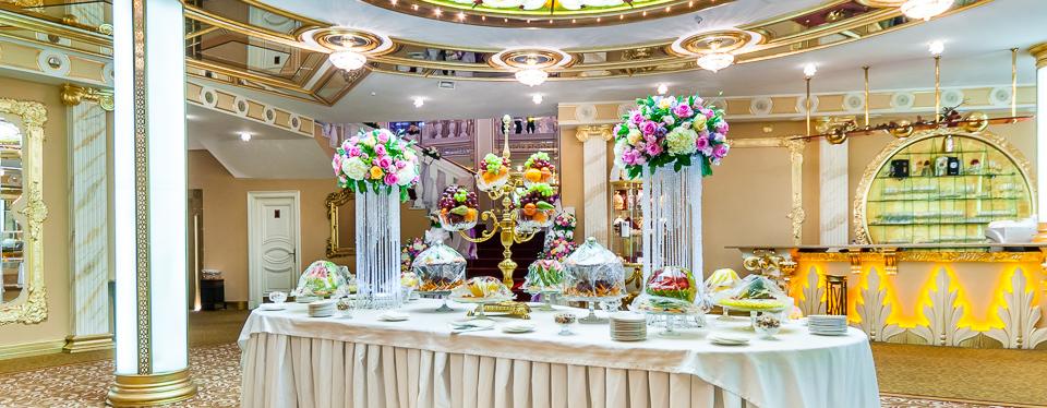 Свадьба в ресторане цены в москве